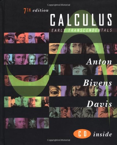 9780471381563: Calculus - Early Transcendentals