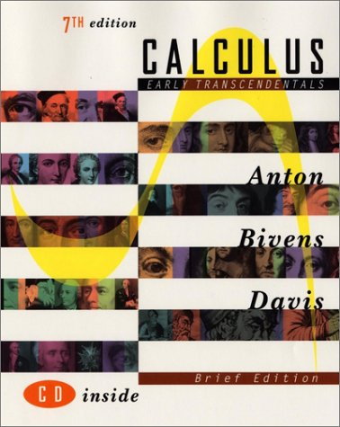 9780471381587: Calculus, Early Transcendentals Brief Edition