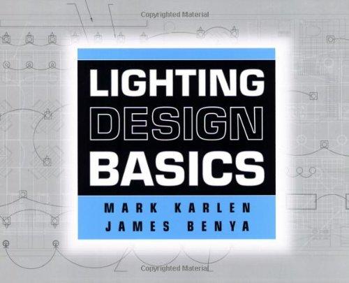 9780471381624: Lighting Design Basics