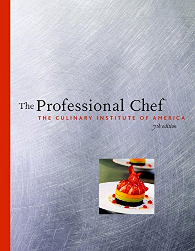 9780471382577: The Professional Chef: The Culinary Institute of America
