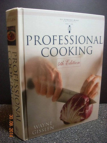 9780471382782: Professional Cooking