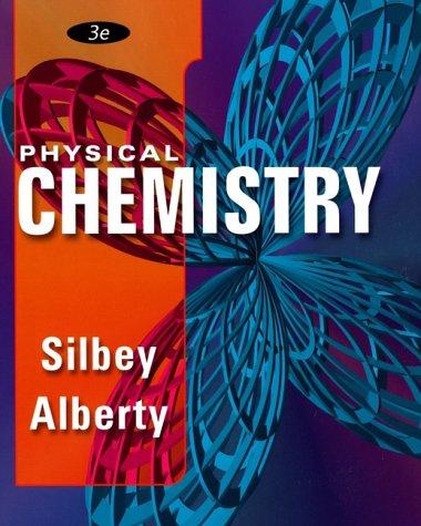 9780471383116: Physical Chemistry
