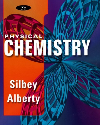 9780471383116: Physical Chemistry