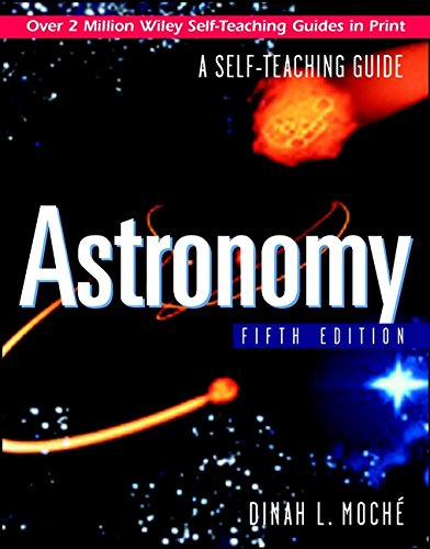 9780471383536: Astronomy: A Self-teaching Guide (Wiley Self-Teaching Guides)