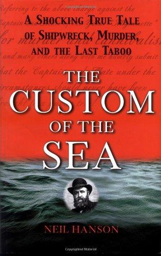 9780471383895: The Custom of the Sea