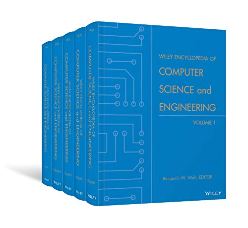Wiley Encyclopedia of Computer Science and Engineering (Hardback): Benjamin W. Wah
