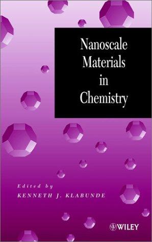 9780471383956: Nanoscale Materials in Chemistry