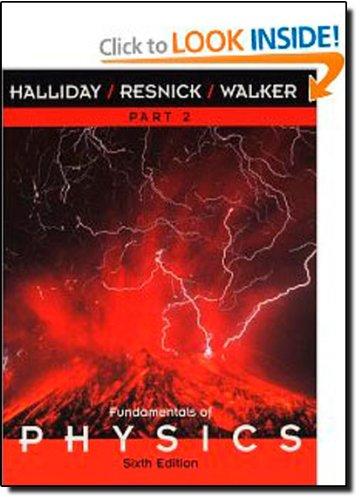 Fundamentals of Physics: David Halliday