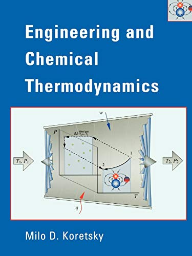 9780471385868: Engineering and Chemical Thermodynamics