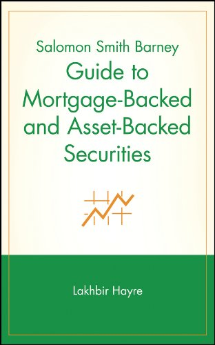 Salomon Smith Barney Guide to Mortgage-backed and Asset-backed Securities (Hardback)