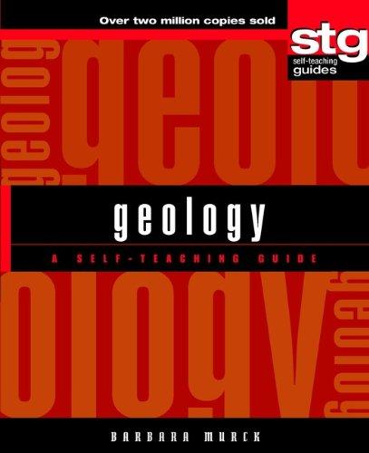 9780471385905: Geology: A Self-Teaching Guide