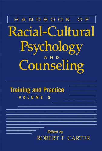 9780471386292: Handbook of Racial-Cultural Psychology and Counseling, Training and Practice