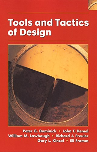 9780471386483: Tools and Tactics of Design