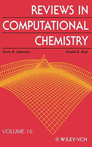 9780471386674: Reviews in Computational Chemistry, Volume 16