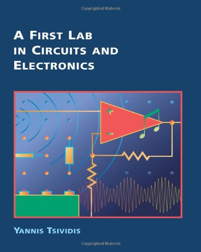 9780471386957: A First Lab in Circuits and Electronics