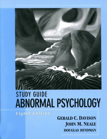 9780471386995: Abnormal Psychology: Study Guide