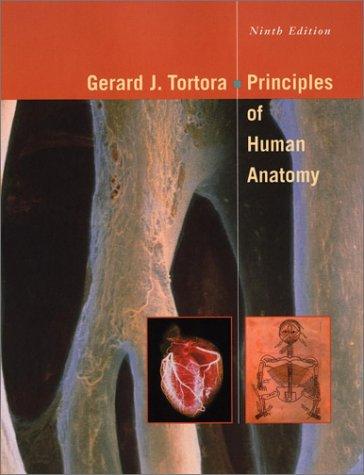9780471387282: Principles of Human Anatomy