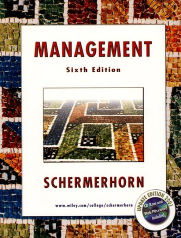 9780471387558: Management , 6th Edition Update Edition with CD