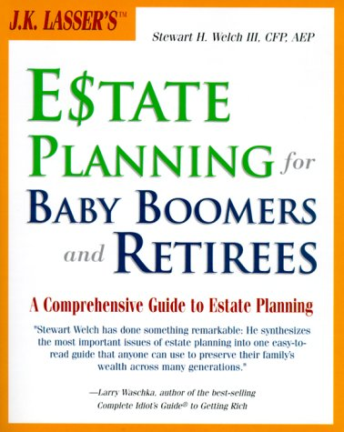 9780471387626: Estate Planning for Baby Boomers and Retirees