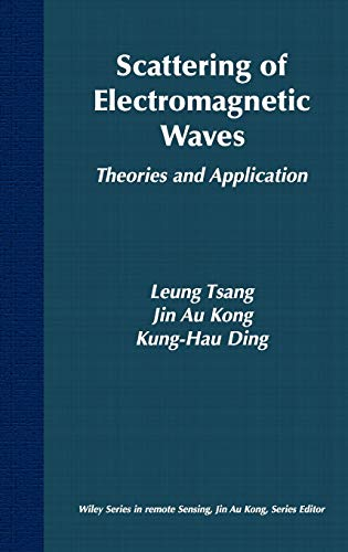 9780471387992: Scattering Theories: Theories and Applications (Wiley Series in Remote Sensing & Image Processing)