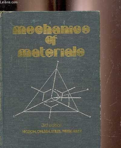 9780471388128: Mechanics of Materials