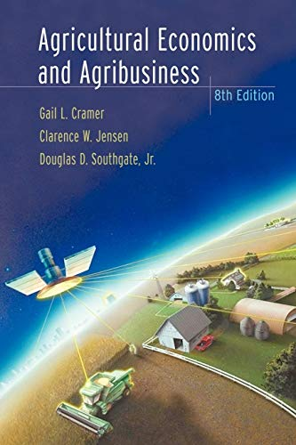 9780471388470: Agricultural Economics and Agribusiness