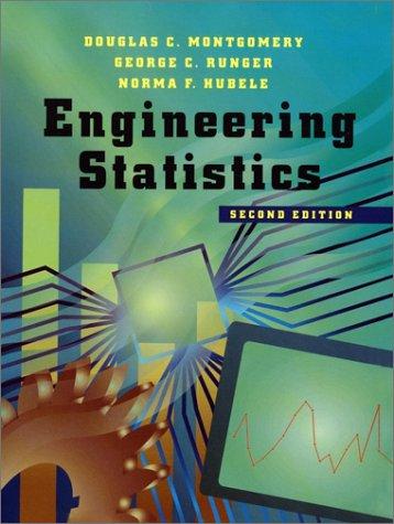 9780471388791: Engineering Statistics