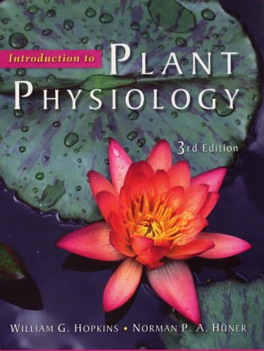 9780471389156: Introduction to Plant Physiology