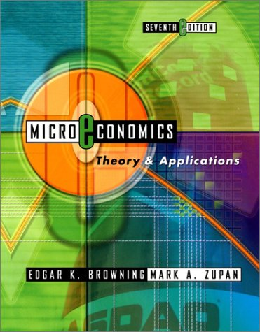 9780471389163: Microeconomics: Theory & Applications