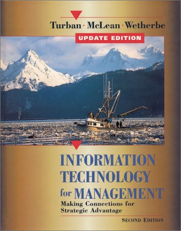 9780471389194: Information Technology for Management: Making Connections for Strategic Advantage