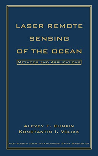 9780471389279: Laser Remote Sensing of the Ocean: Methods and Applications (Wiley Series in Lasers and Applications)