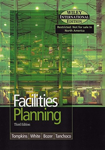 9780471389378: Facilities Planning, 3rd Edition