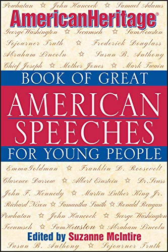 9780471389422: The American Heritage Book of Great American Speeches for Young People