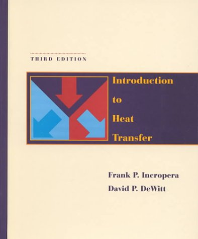9780471390817: Introduction to Heat Transfer