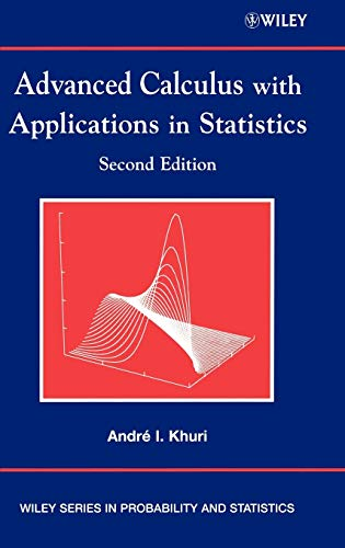 9780471391043: Advanced Calculus with Applications in Statistics