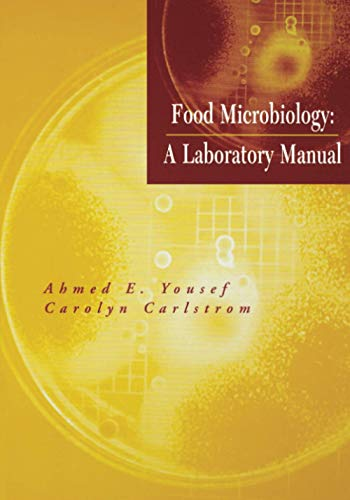 9780471391050: Food Microbiology: A Laboratory Manual