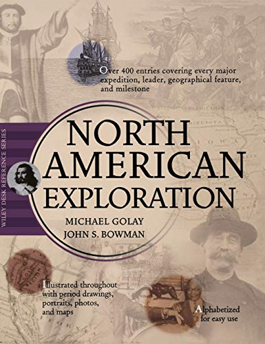 North American Exploration (Hardcover): Michael Golay