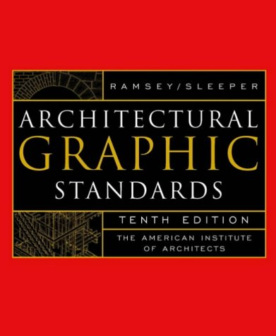 9780471391869 Architectural Graphic Standards Abebooks