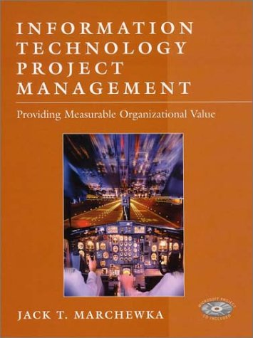 9780471392033: Information Technology Project Management