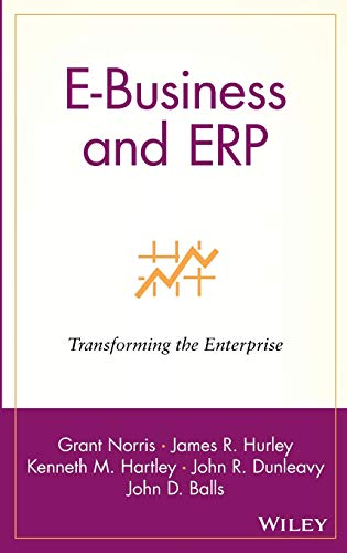 9780471392088: E-Business and ERP: Transforming the Enterprise