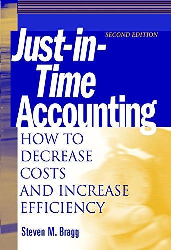 9780471392118: Just-in-Time Accounting: How to Decrease Costs and Increase Efficiency
