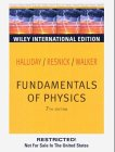 9780471392248: Fundamentals of Physics