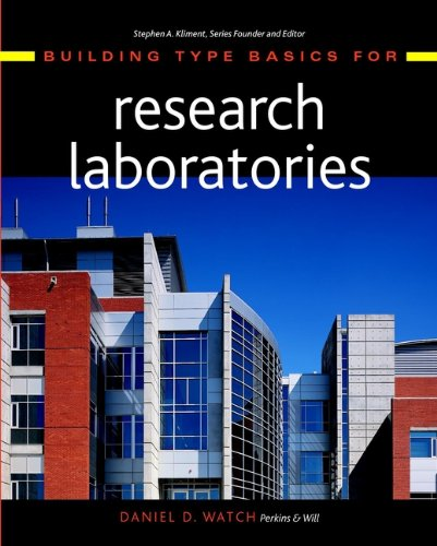 9780471392361: Building Type Basics for Research Laboratories