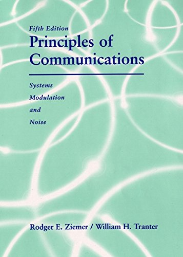 9780471392538: Principles of Communication: Systems, Modulation and Noise, 5th Edition