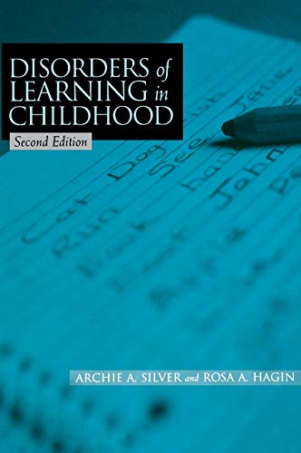 9780471392590: Disorders of Learning in Childhood