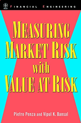 9780471393139: Measuring Market Risk with Value at Risk (Wiley Series in Financial Engineering)