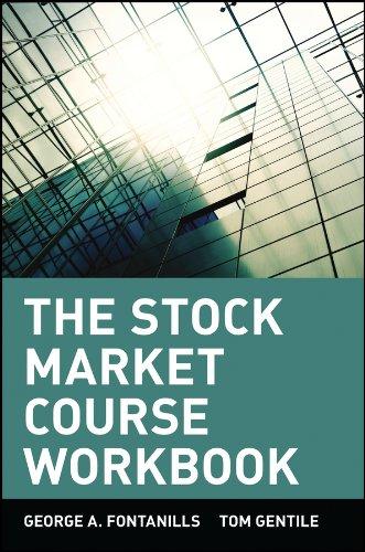 9780471393160: The Stock Market Course, Workbook