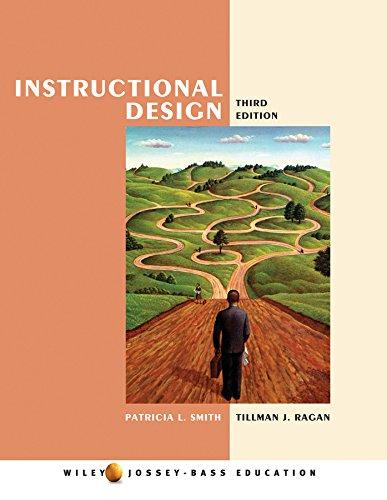 9780471393535: Instructional Design