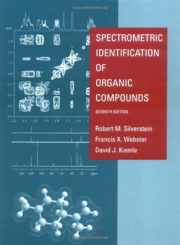 9780471393627: Spectrometric Identification of Organic Compounds
