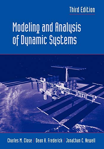 9780471394426: Modeling and Analysis of Dynamic Systems